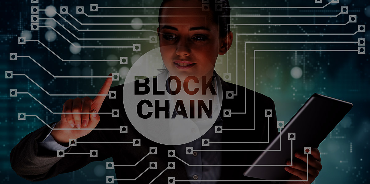 Blockchain technology, a distributed ledger of transactions