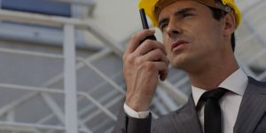 Linking 2 way radios with IP phones