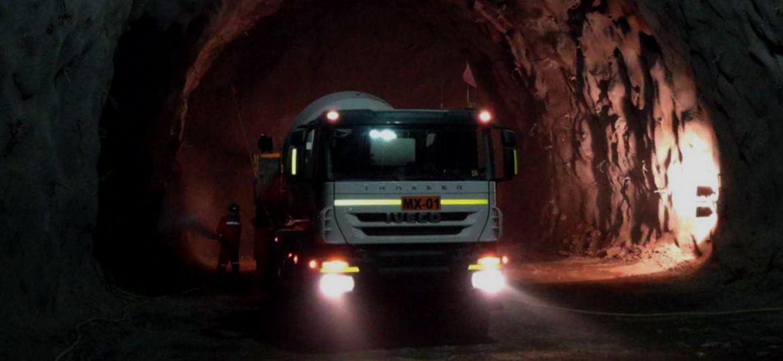 mining communications | Cistera