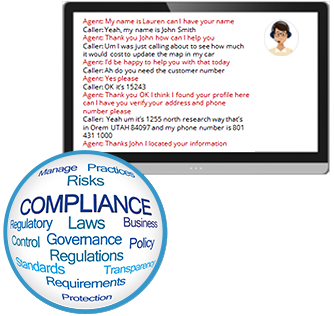 call center compliance